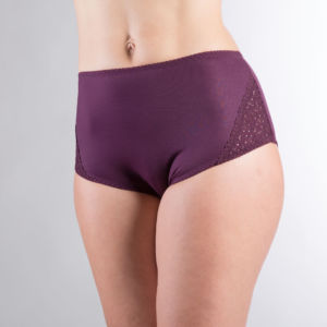 ms pomelo brownie in chief plum brief front main image